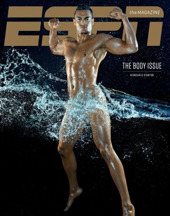 ESPN 바디이슈 2013 Giancrio Stanton cover.jpg