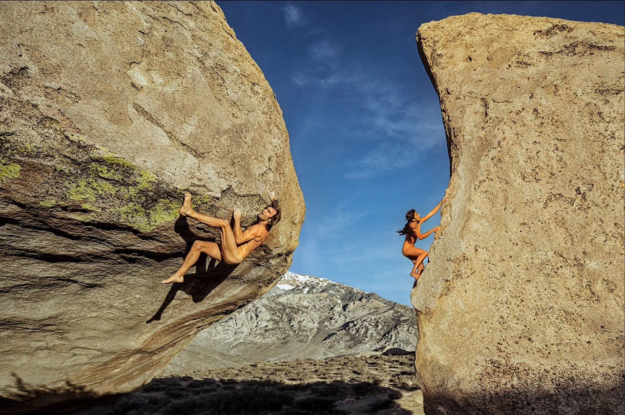 ESPN 바디이슈 2013 Chris Sharma & Daila Ojeda-02.jpg