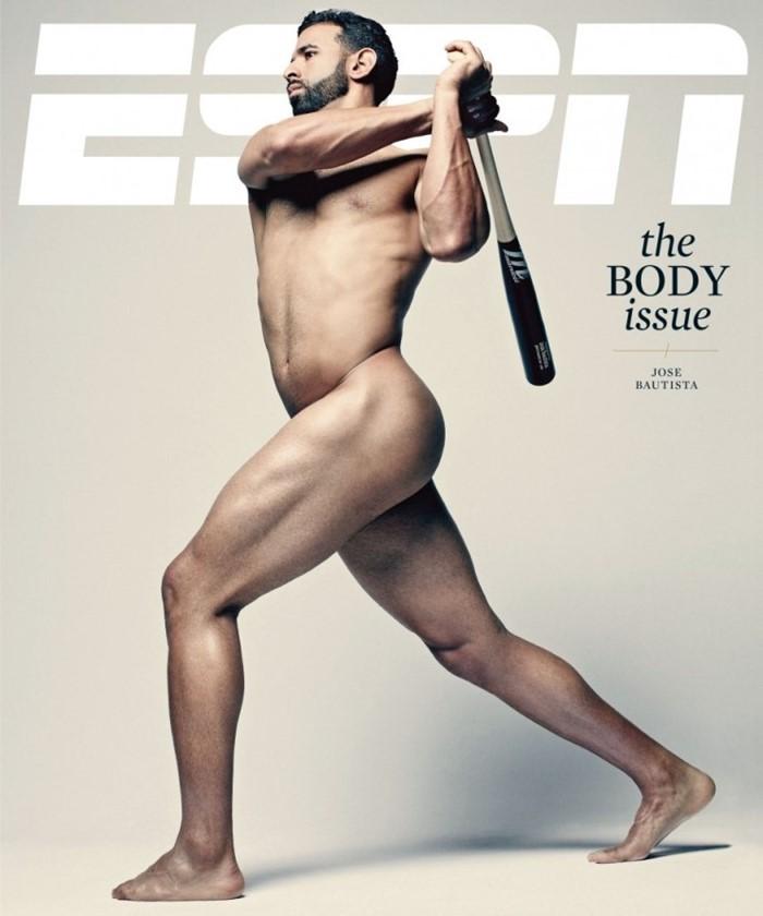 ESPN 바디이슈 2012 호세 바티스타(Jose Bautista).jpg