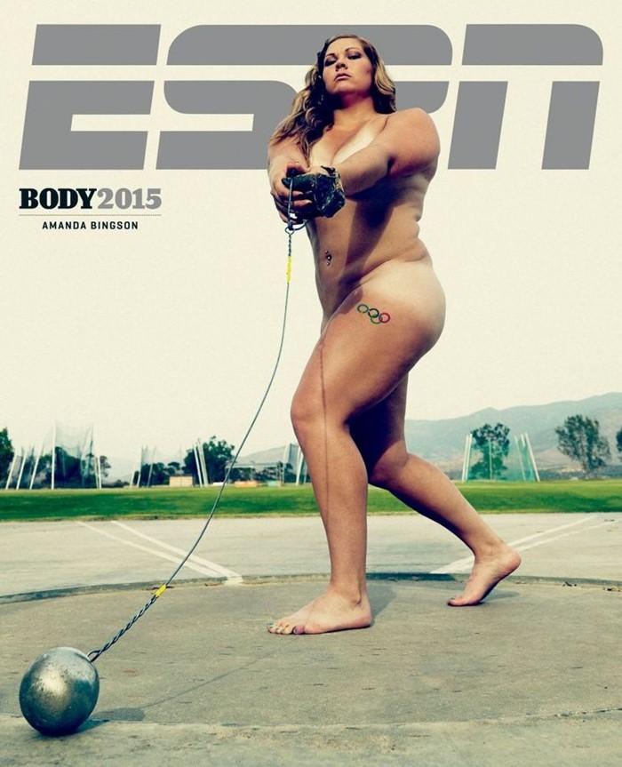 ESPN 바디이슈 2015 아만다 빙선(Amanda Bingson).jpg