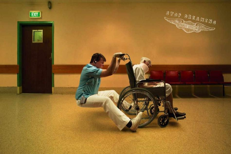 Harley Davidson - Stop dreaming, Wheelchair.jpg