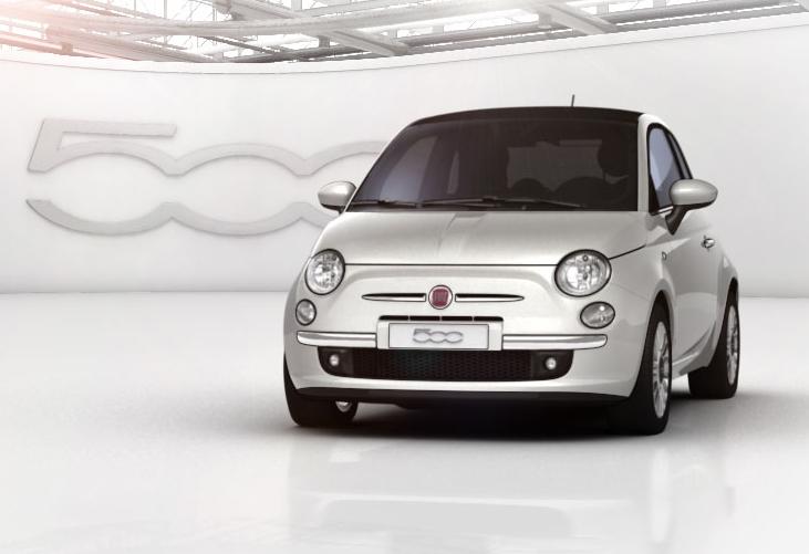 FIAT가 최근 개발해 BIG HIT를 치고 있는 Cinquecento 모습.jpg