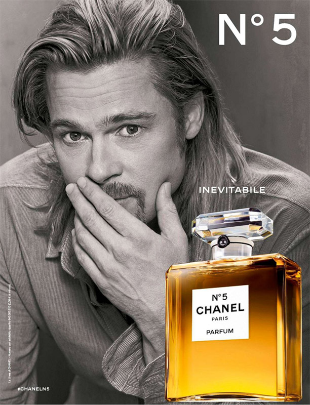 2012년 샤넬 No5 광고_Brad Pitt_01 Vertical.jpg