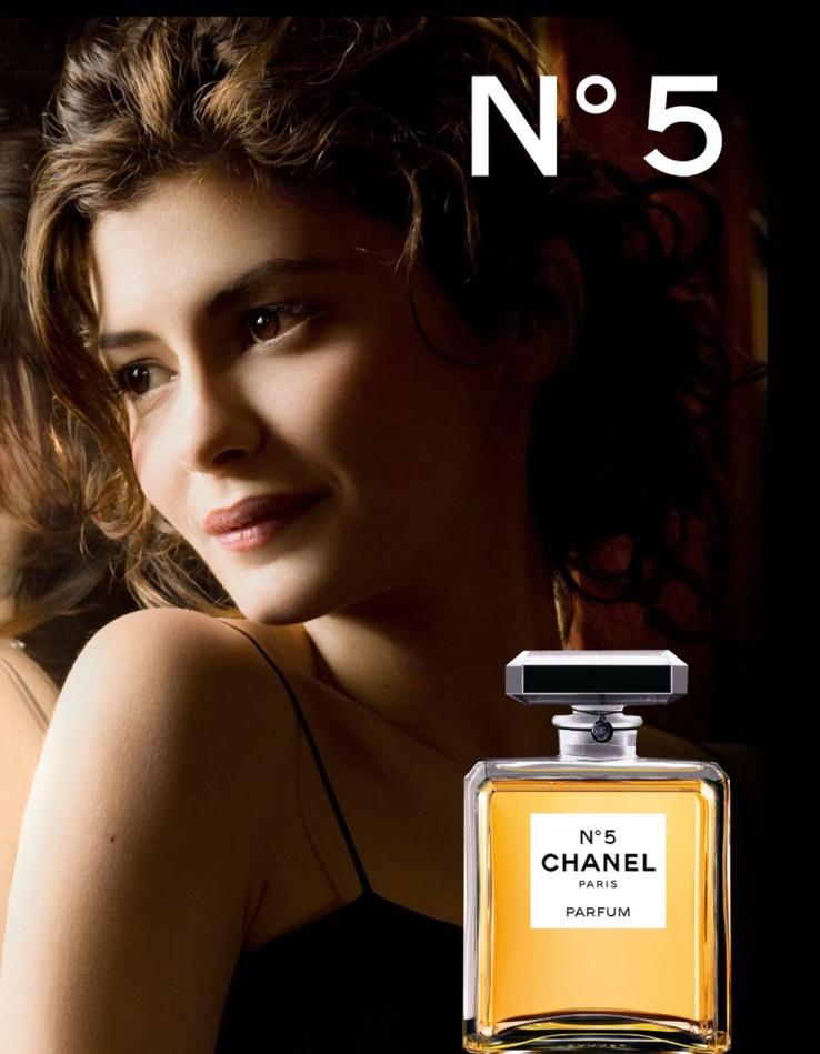 2009년 샤넬 No5 광고_오드리 토투(Audrey Tautou)를 모델로 도미니크 이세르만(Domonique Issermann)이 쵤영 02 Vertical.jpg