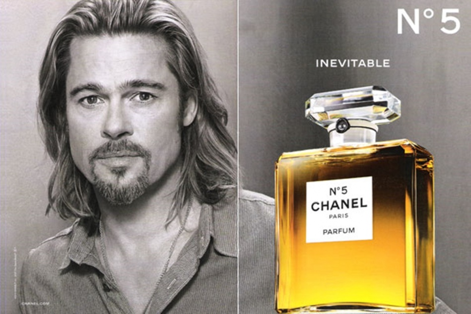 2012년 샤넬 No5 광고_Brad Pitt_03.jpg