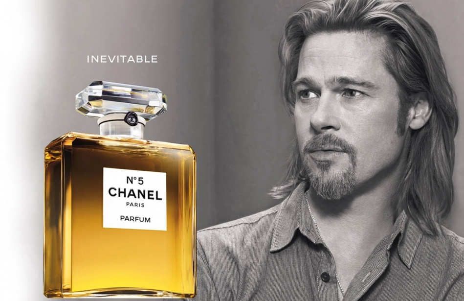 2012년 샤넬 No5 광고_Brad Pitt_01.jpg