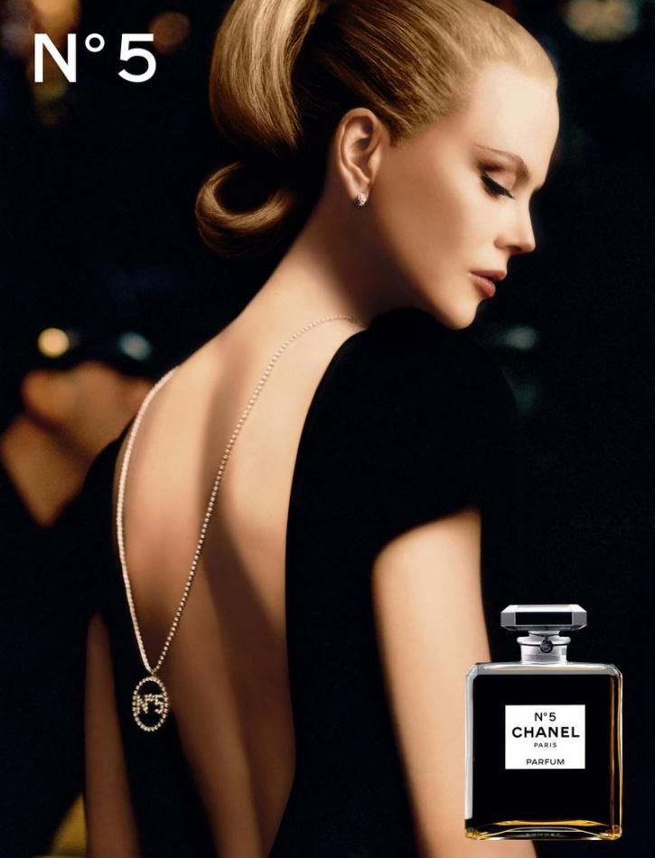 2005년 샤넬 No5 광고_니콜 키드만(Nicole Kidman)을 모델로 바즈 루어만(Baz Luhrman)이 쵤영.jpg