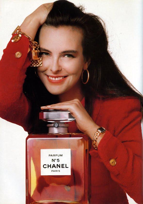 1996년 샤넬 No5 광고_캐롤 부케(Carole Bouquet) theredlist.jpg