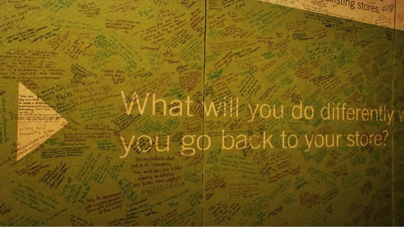 스타벅스 2008 글로벌 컨퍼런스 벽 낙서 Wall.jpg