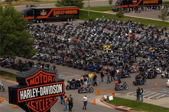할리데이비슨(Harley-Davidson) HOG