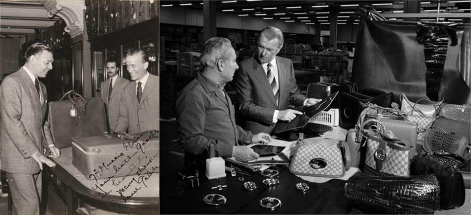 Clark Cable and Aldo Gucci, Rodolfo Gucci.jpg