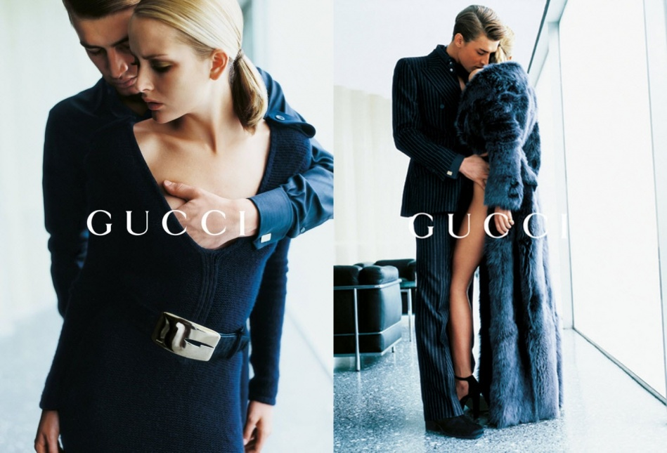1996 Gucci - Mario Testino - Georgina Grenville,Ludovico Benazzo - 1996FW - ad campaign-horz.jpg