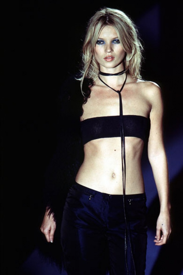 Gucci ads Kate Moss, Gucci Show SS 1996 Kate Gucci Tom Ford.jpg