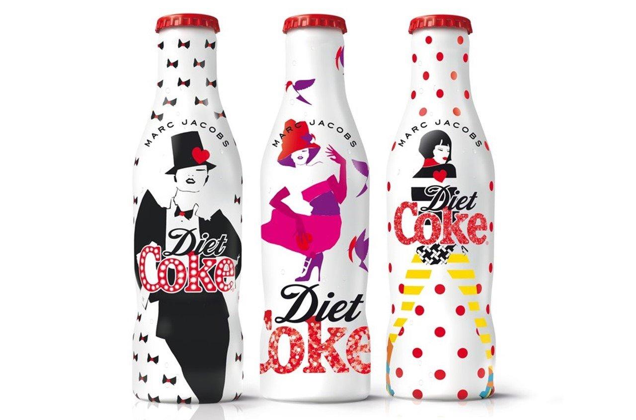 마크 제이콥스(Marc Jacobs) Coca-Cola-light 04.jpg