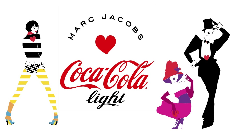 마크 제이콥스(Marc Jacobs) Coca-Cola-light 01.jpg