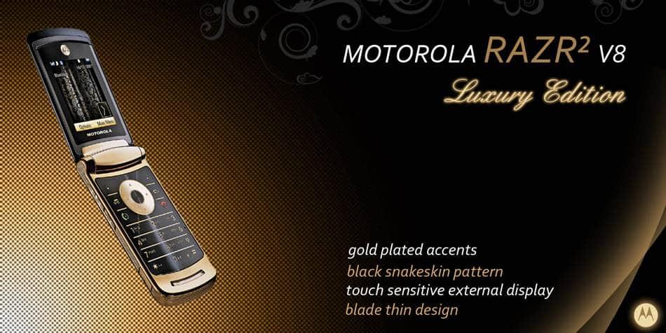 모토롤라 레이저2 motorola RAZA2