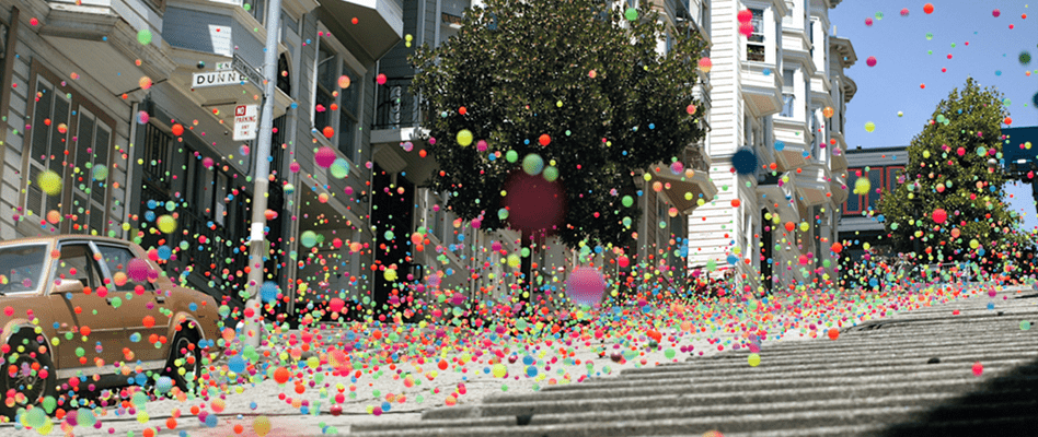 소니 브라비아 광고 sony-bravia-advert-bouncing-balls