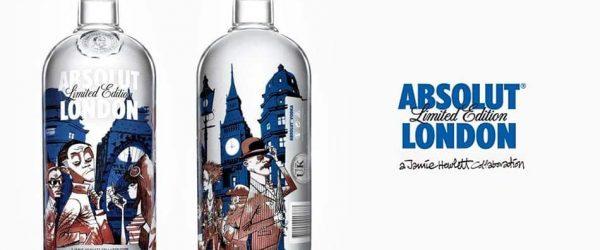 앱솔루트 보드카(Absolut Vodka) 광고 전략 - 결코 변하지 않으면서 늘 변하는 캠페인 8