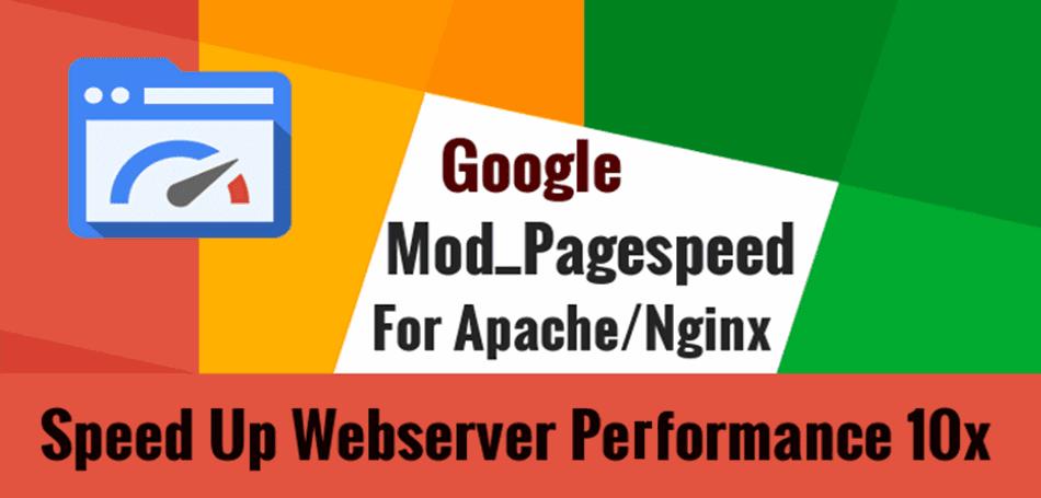 [워드프레스 속도 개선] NGINX에 구글 페이지스피드(mod_PageSpeed)로 속도 개선 방법