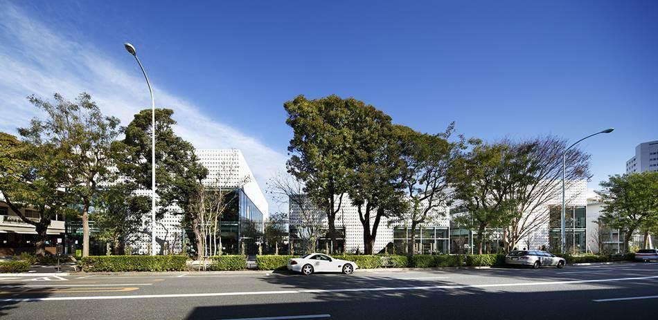 다이칸야마 츠타야서점을 설계한  Klein Dytham architecture에서 공개한 다이칸야마 츠타야서점 사진 이미지01_tsutaya_ccc_111205_001-01