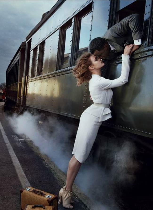 애니 레보비츠(Annie Leibovitz)_Natalia Vodianova