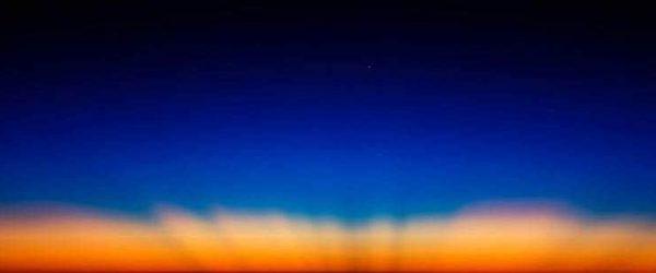 비행기 조종석에서 보는 아름다운 풍광 사진 - 크리스티안 반 헤지스트(Christiaan van Heijst) 사진 소개 12