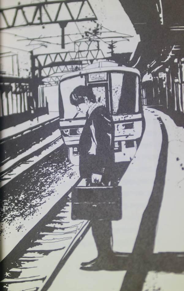 어느 날 400억원의 빚을 진 남자 _달려오는 전철앞에서 자살 충동을 느끼다