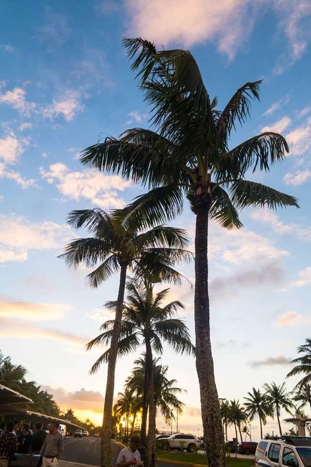 괌여행_괌 도착해 처음 본 석양의 하늘-3020