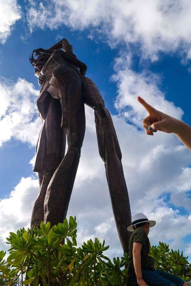 얼렁뚱땅 다녀온 괌(GUAM) 여행기 – 차모로 연인들의 슬픈 사랑 이야기가 전해지는 사랑의 절벽(Two Lovers Point) 16