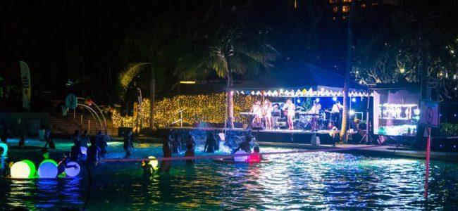 얼렁뚱땅 다녀온 괌(GUAM) 여행기 – 새해 맞이 스플래시 다운 파티(Splash down Party)