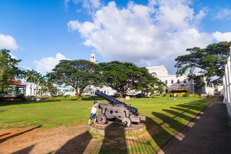 얼렁뚱땅 다녀온 괌(GUAM) 여행기 – 괌의 아픈 역사가 서려있는 스페인광장 2