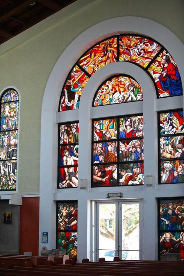 베트남 다낭 여행기 #6 – 공산치하에서도 꿋꿋이 명맥을 이어온 다낭 대성당(Da Nang Cathedral) 5