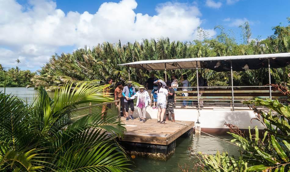 얼렁뚱땅 다녀온 괌(GUAM) 여행기 – 괌의 아름다움과 전통 문화가 가득한 정글 리버 쿠르즈(Riverboat Cruise) 43