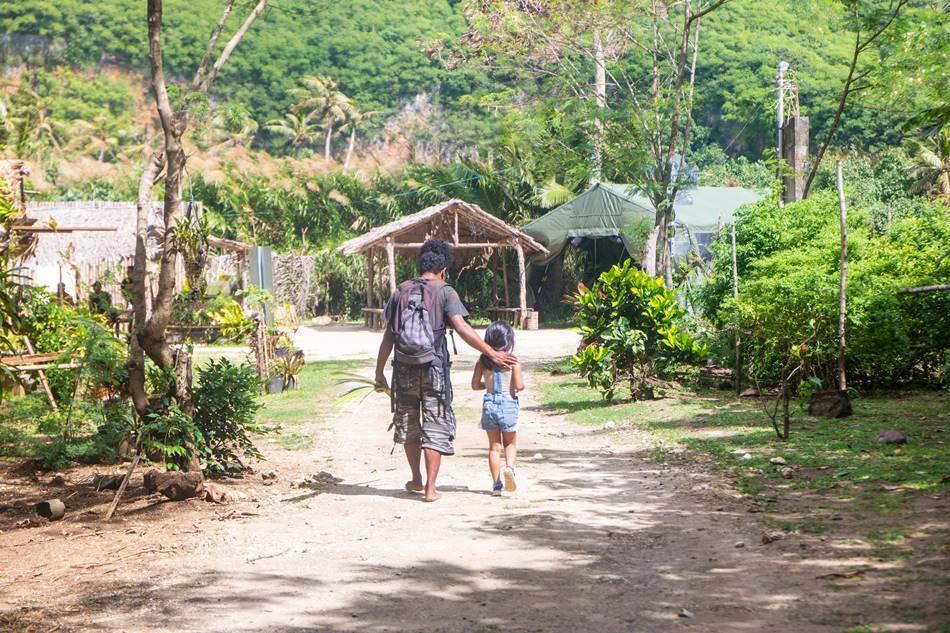 얼렁뚱땅 다녀온 괌(GUAM) 여행기 – 괌의 아름다움과 전통 문화가 가득한 정글 리버 쿠르즈(Riverboat Cruise) 53