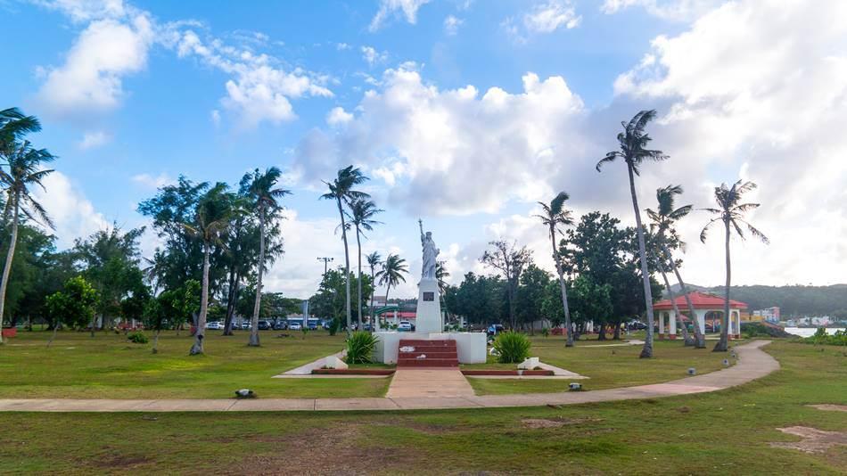얼렁뚱땅 다녀온 괌(GUAM) 여행기 –  괌 레저스포츠의 중심이자 자유여신상으로 유명한 파세오공원 1