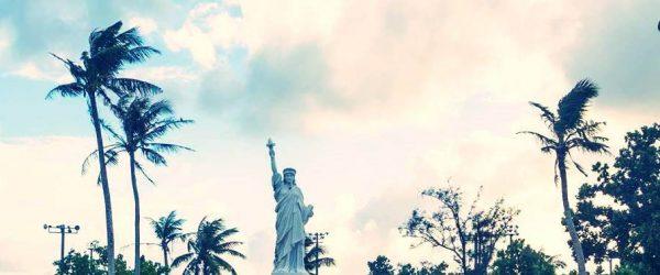 얼렁뚱땅 다녀온 괌(GUAM) 여행기 –  괌 레저스포츠의 중심이자 자유여신상으로 유명한 파세오공원 12