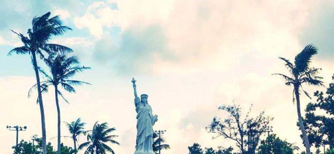 얼렁뚱땅 다녀온 괌(GUAM) 여행기 –  괌 레저스포츠의 중심이자 자유여신상으로 유명한 파세오공원