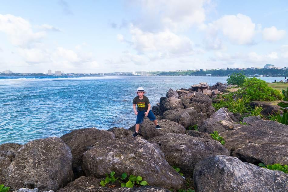 얼렁뚱땅 다녀온 괌(GUAM) 여행기 –  괌 레저스포츠의 중심이자 자유여신상으로 유명한 파세오공원 2