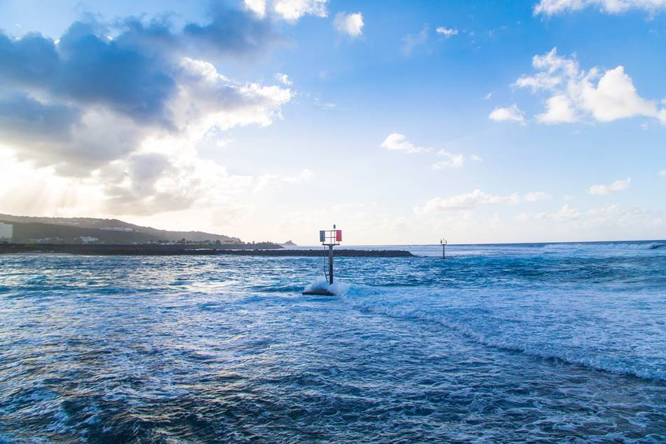 얼렁뚱땅 다녀온 괌(GUAM) 여행기 –  괌 레저스포츠의 중심이자 자유여신상으로 유명한 파세오공원 4