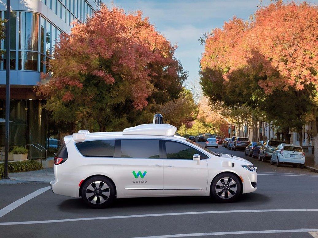 구글 웨이모  자율주행자동차