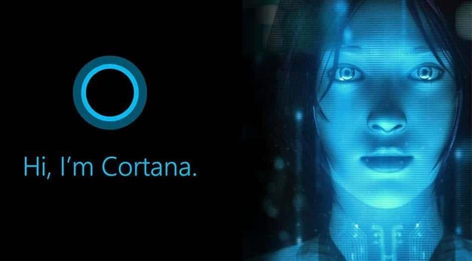 마이크로소프트 코타나 Hi I'm Cortana