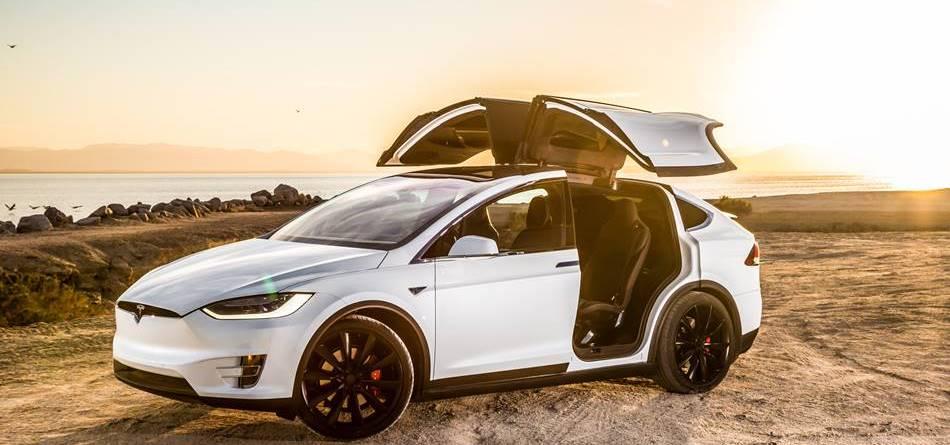 테슬라 모델 X Tesla mdel X