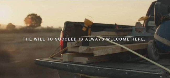 반트럼프 이미지속에 감추어진 지독한 애국주의 - 84 lumber의 슈퍼볼 광고
