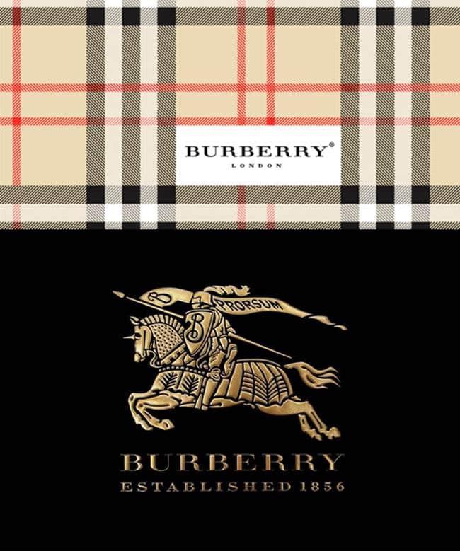 버버리 체크 무늬 burberry checks & 말탄 기사 문양02