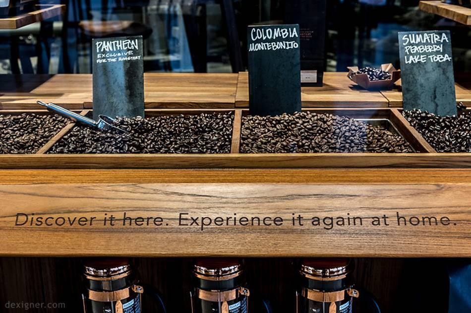 스타벅스 리저브 로스터리 & 테이스팅 룸 Starbucks Reserve™ Roastery & Tasting Room 02