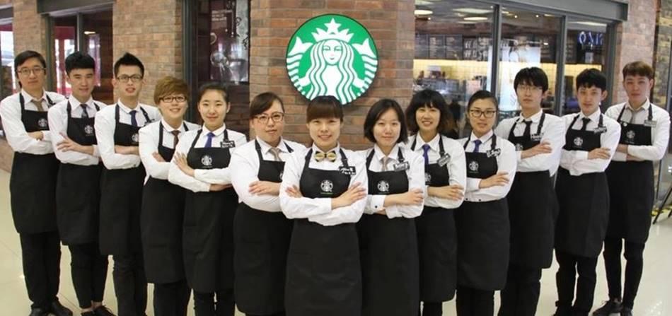중국 스타벅스 바리스타들 Investor_China_Coffee_Masters