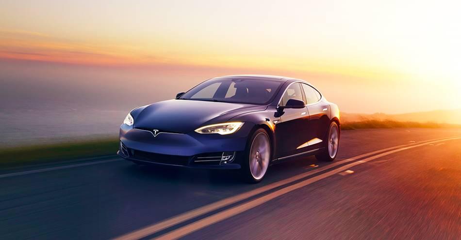 테슬라 자동차 Tesla car