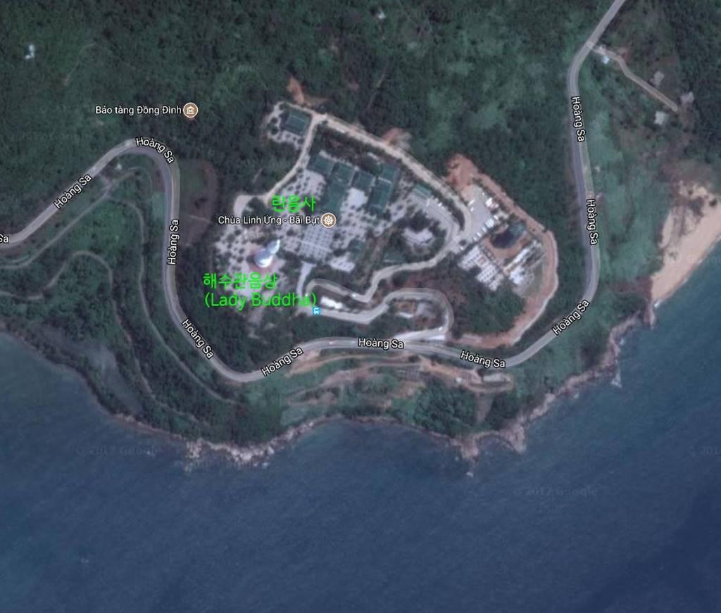 린응사 구글맵 구글지도 지명투가