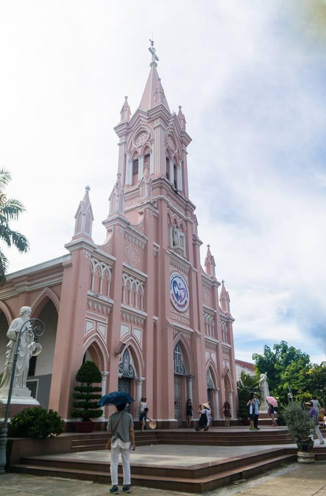 베트남 다낭 여행 - 다낭 대성당-6399