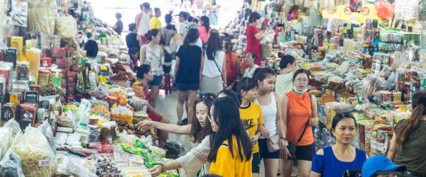 베트남 다낭 여행기 #7 – 베트남 전통과 활력이 넘치는 다낭 한 마켓(Cho Han) 2